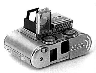 фотоаппарат Tessina