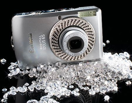 Canon Digital Ixus 65 Diamond