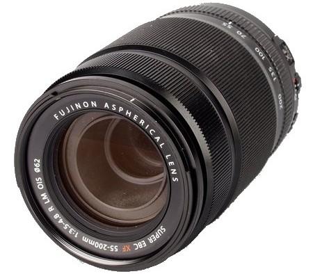 FUJINON XF 55–200mm