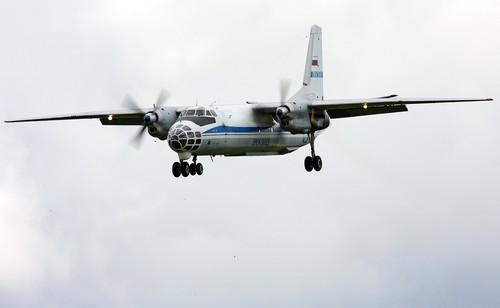 Самолет для аэрофотосъемок Ан-30Б (ист. aviatoru.at.ua)