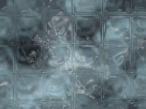Рельефное стекло в фотошоп