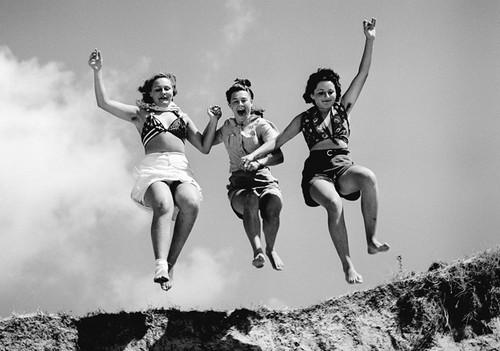 Пьер Жаме. Большой прыжок! Бель-Иль-ан-Мер, 1937