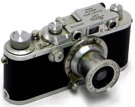 Leica IIIa «G»