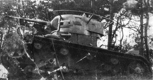 «Фото-танк» Т-26ФТ (ист. tanki-media.ru)