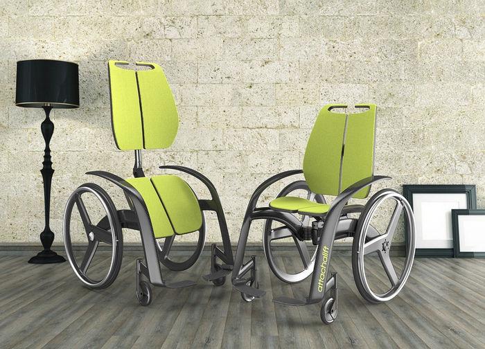 Дизайн мобильного кресла