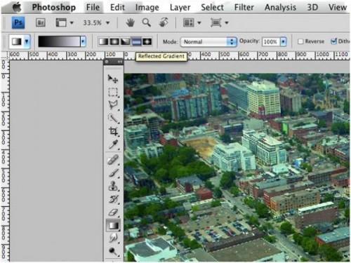 Как создать фотографию с Tilt-Shift эффектом