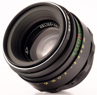 Гелиос 44-2 58 мм f/2.0