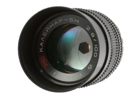МС Калейнар-5Н 100 мм f/2.0