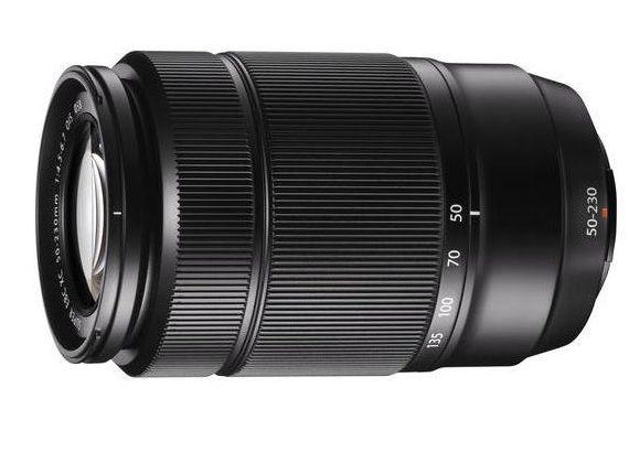 FUJINON XC50-230 mm