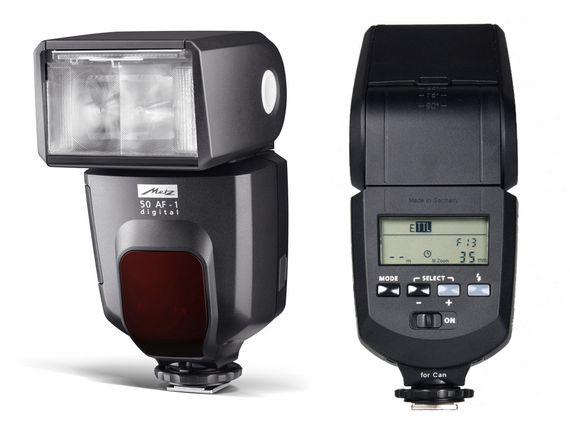 Metz Mecablitz 50 AF-1 digital