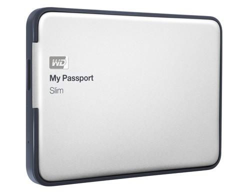 жесткий диск My Passport Slim