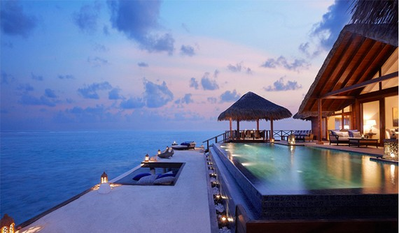 Taj Exotica Resort & Spa, Мальдивы
