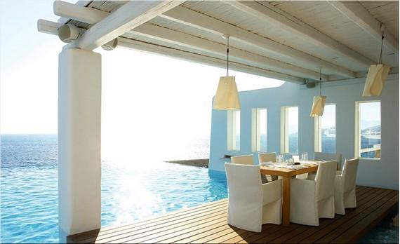 5-звездочный отель Cavo Tagoo в Миконос, Греция