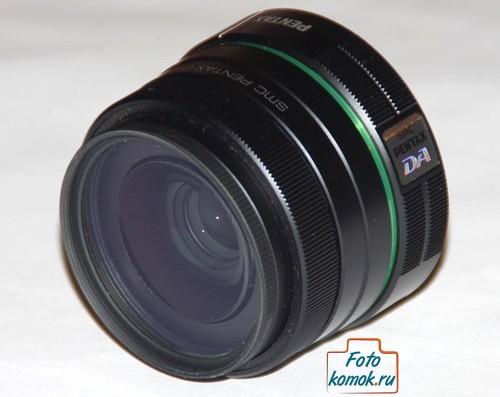 Тест фикс-объектива Pentax SMC DA 35 mm f/ 2.4 AL