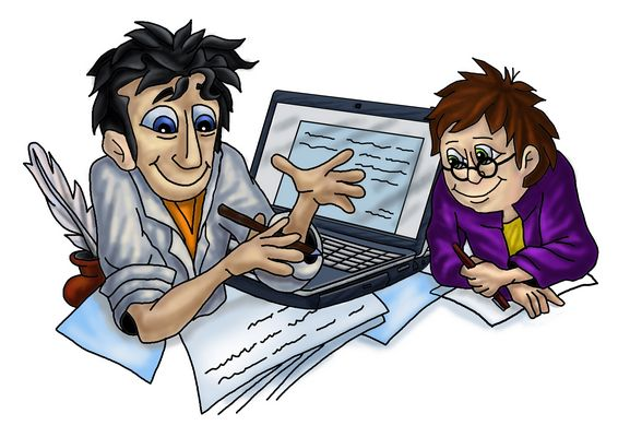 Иллюстрации в web-дизайне