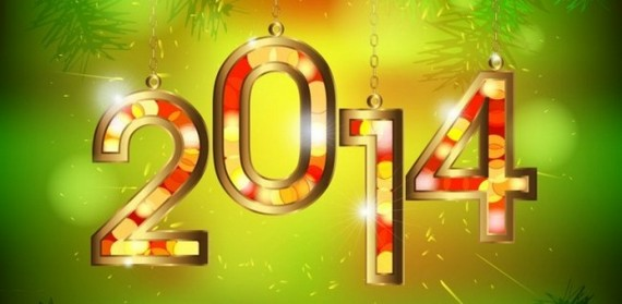 Новогодние обои 2014 на рабочий стол