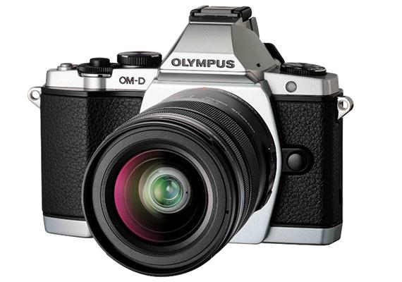 Olympus OM-D E-M5 full