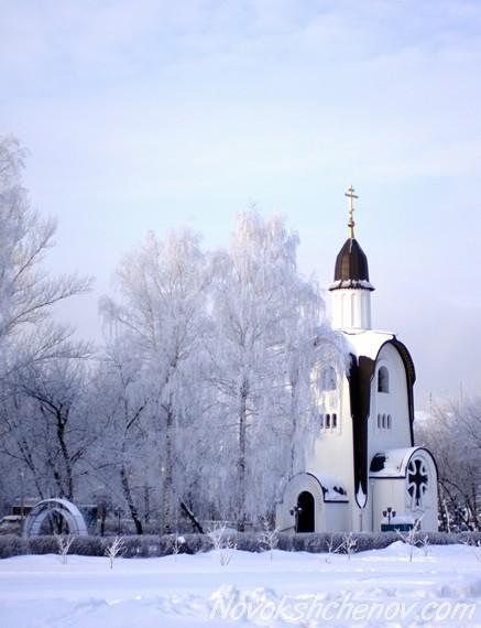 Фотографируем зиму