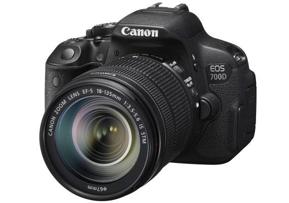 Canon EOS 700D full