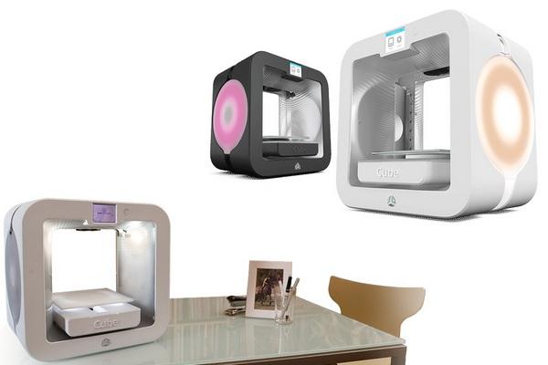Cubify 3D Printer Cube 3