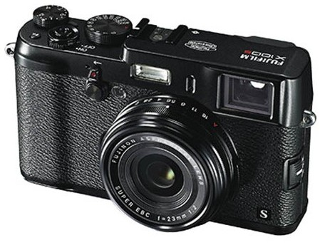 FUJIFILM X100S Black Edition
