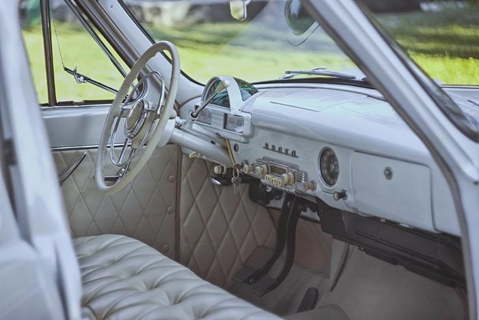 Съемка салона авто