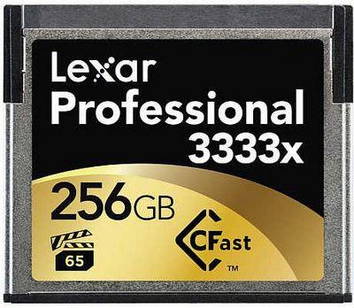 Lexar Professional 3333x CFast 2.0