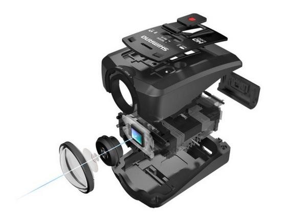 Shimano Sports Camera C-1000