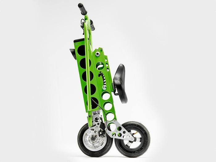 электрический мини-скутер URB-E