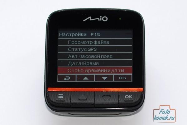 Тест видеорегистратора Mio MiVue 388