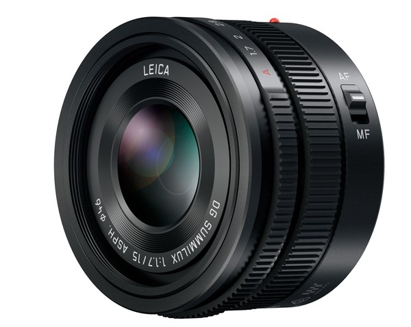 LEICA DG SUMMILUX 15 мм / F1.7 ASPH. (H-X015)