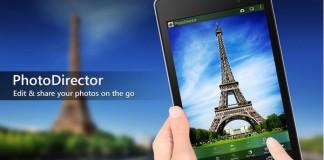PhotoDirector для Android
