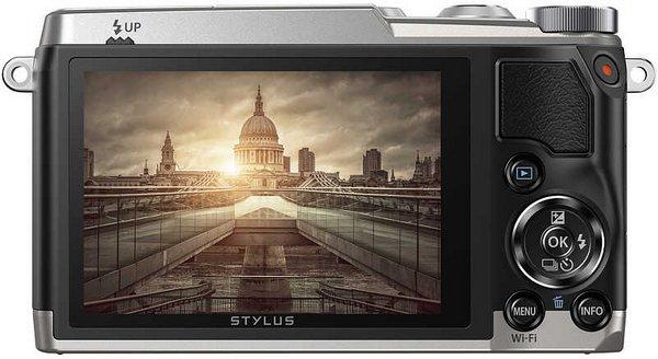 Olympus Stylus SH-1-b