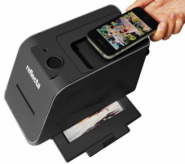Смартфон-сканер Reflecta