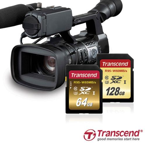 Transcend SDXC/SDHC UHS-I Class 3