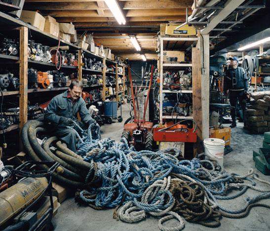 Untangling