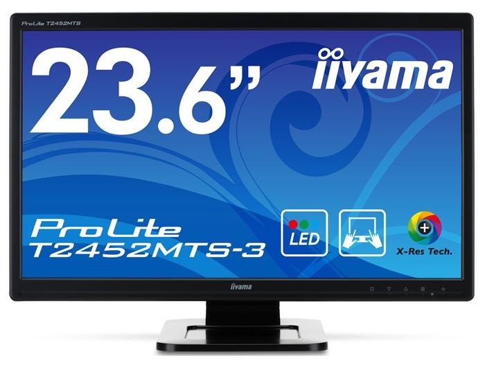 Монитор Iiyama ProLite T2452MTS-3