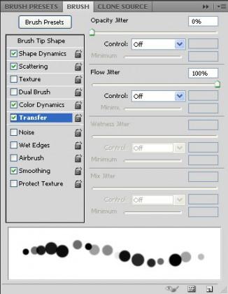 Текст-боке в Фотошоп