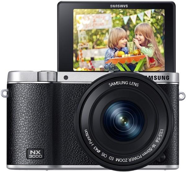 Фотокамера Samsung NX3000