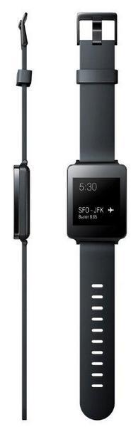 часы LG G Watch