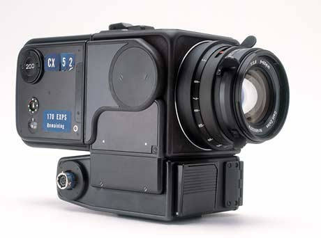 Hasselblad EC (Electric Camera) 500 EL