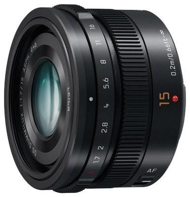 Leica DG Summilux 15 mm f/1.7