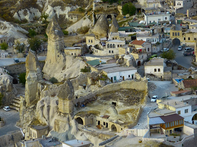 Каппадокия, Гореме