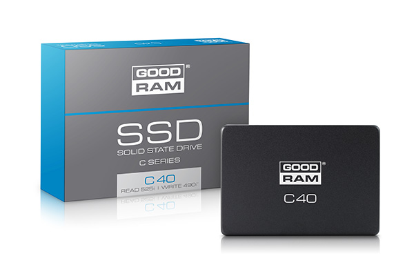 GOODRAM SSD C40