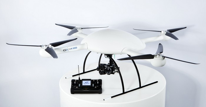 Microdrone md4-3000