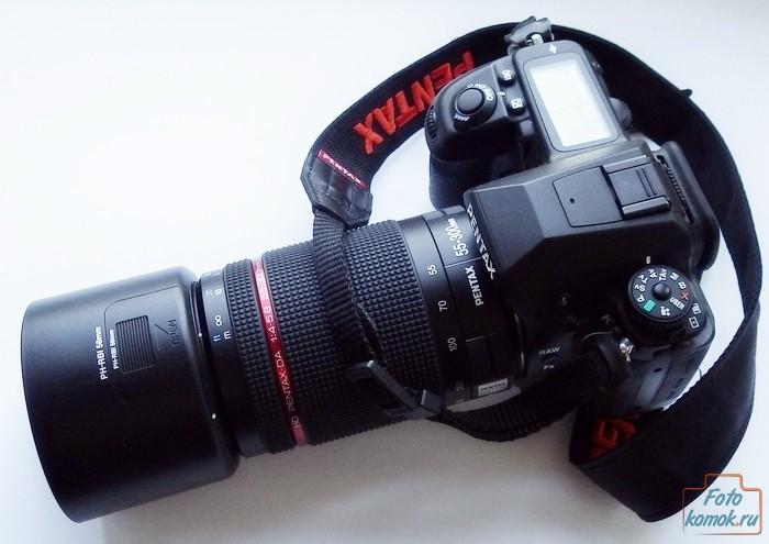 Pentax HD DA 55-300mm f/4-5.8 ED WR