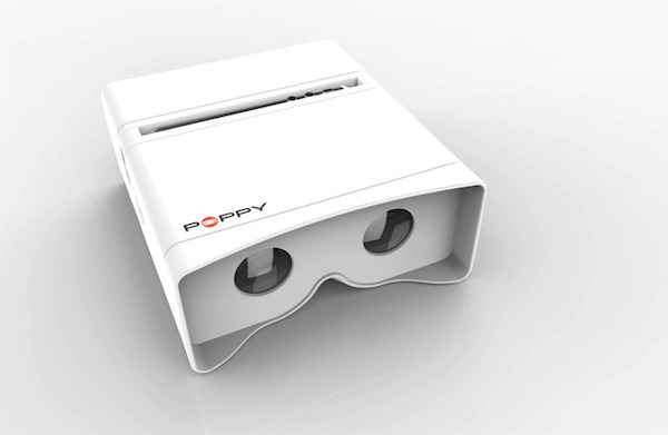 poppy 3d camera