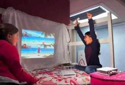 Компактный проектор на все случаи жизни
