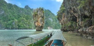 Таиланд, лодки