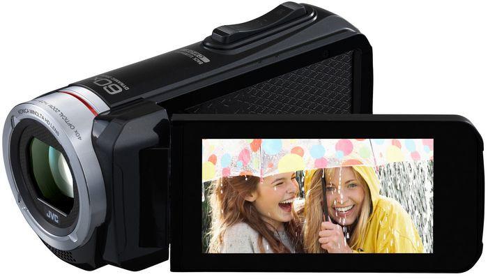 Видеокамеры  JVC Everio 2014
